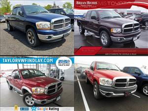 Used Dodge Ram 1500s for sale