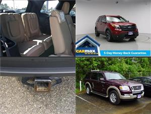 Used Ford Explorers for sale