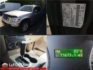 Used Ford Explorer Sport Tracs for sale