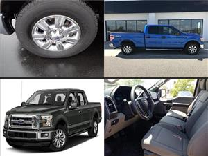 Used Ford F-150s for sale