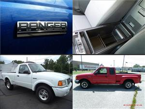 Used Ford Rangers for sale