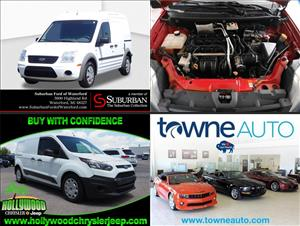 Used Ford Transit Connects for sale