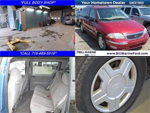 Used Ford Windstars for sale