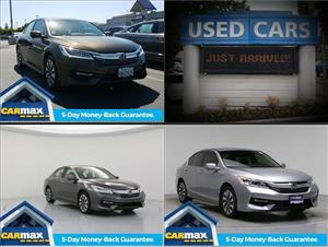 Used Honda Accord Hybrids for sale