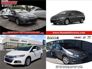 Used Honda Insights for sale