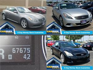 Used Infiniti G37 Convertibles for sale