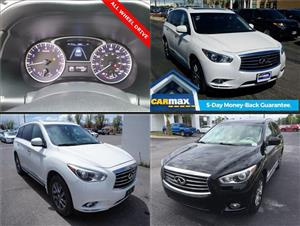 Used Infiniti Jx35s for sale