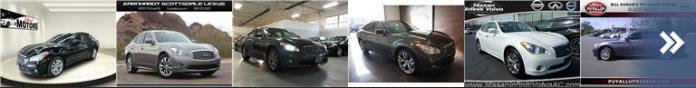 Used Infiniti Ms for sale
