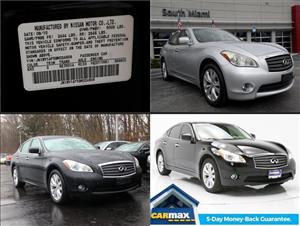 Used Infiniti M37s for sale