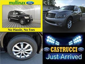 Used Infiniti QX56s for sale