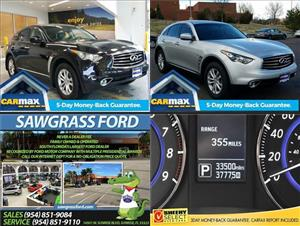 Used Infiniti QX70s for sale