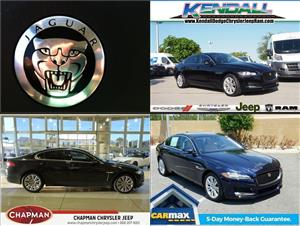 Used Jaguar XFs for sale