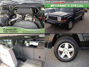 Used Jeep Commanders for sale
