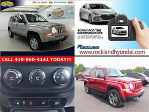 Used Jeep Patriots for sale
