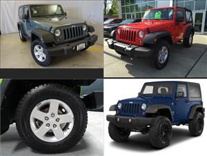 Used Jeep Wranglers for sale
