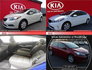 Used Kia Fortes for sale