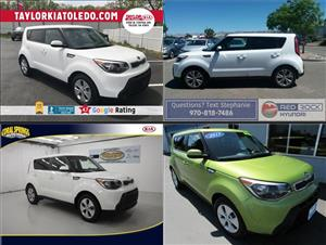 Used Kia Souls for sale