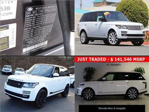 Used Land Rover Range Rovers for sale