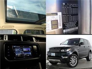 Used Land Rover Range Rover Sports for sale