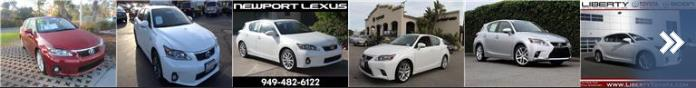 Used Lexus CTs for sale