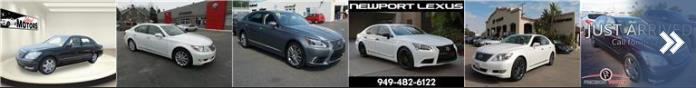 Used Lexus LSs for sale