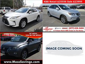 Used Lexus RX 450hs for sale