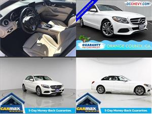 Used Mercedes-Benz C-Classs for sale