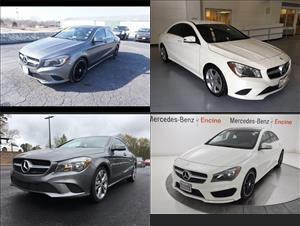 Used Mercedes-Benz CLA-Classs for sale