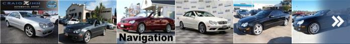 Used Mercedes-Benz CLK-Classs for sale