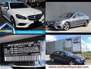 Used Mercedes-Benz E-Classs for sale