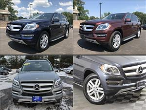 Used Mercedes-Benz GL-Classs for sale