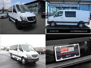 Used Mercedes-Benz Sprinters for sale