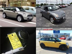 Used MINI Cooper Clubmans for sale