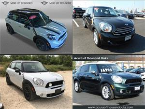 Used MINI Cooper Countrymans for sale