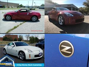 Used Nissan 350Zs for sale