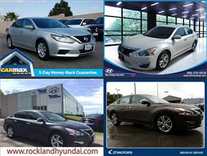 Used Nissan Altimas for sale
