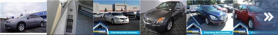 Used Nissan Altima Hybrids for sale