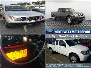 Used Nissan Frontiers for sale