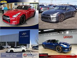 Used Nissan Gt-Rs for sale