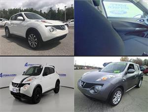 Used Nissan Jukes for sale