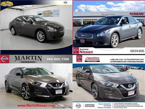 Used Nissan Maximas for sale