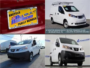 Used Nissan NV200s for sale