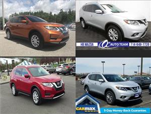 Used Nissan Rogues for sale