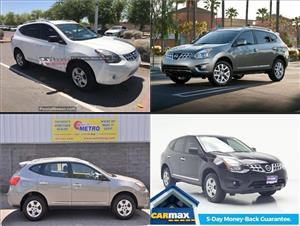 Used Nissan Rogue Selects for sale