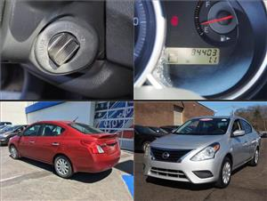 Used Nissan Versas for sale