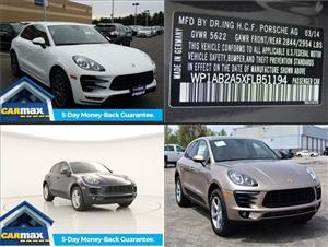 Used Porsche Macans for sale