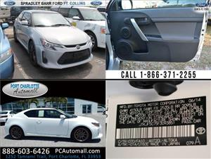 Used Scion TCs for sale