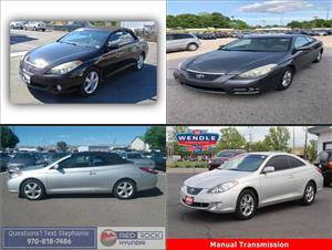 Used Toyota Camry Solaras for sale