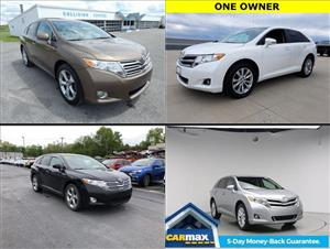 Used Toyota Venzas for sale