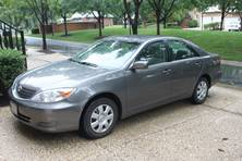 2004 Toyota Camry for sale by owner in Bethesda